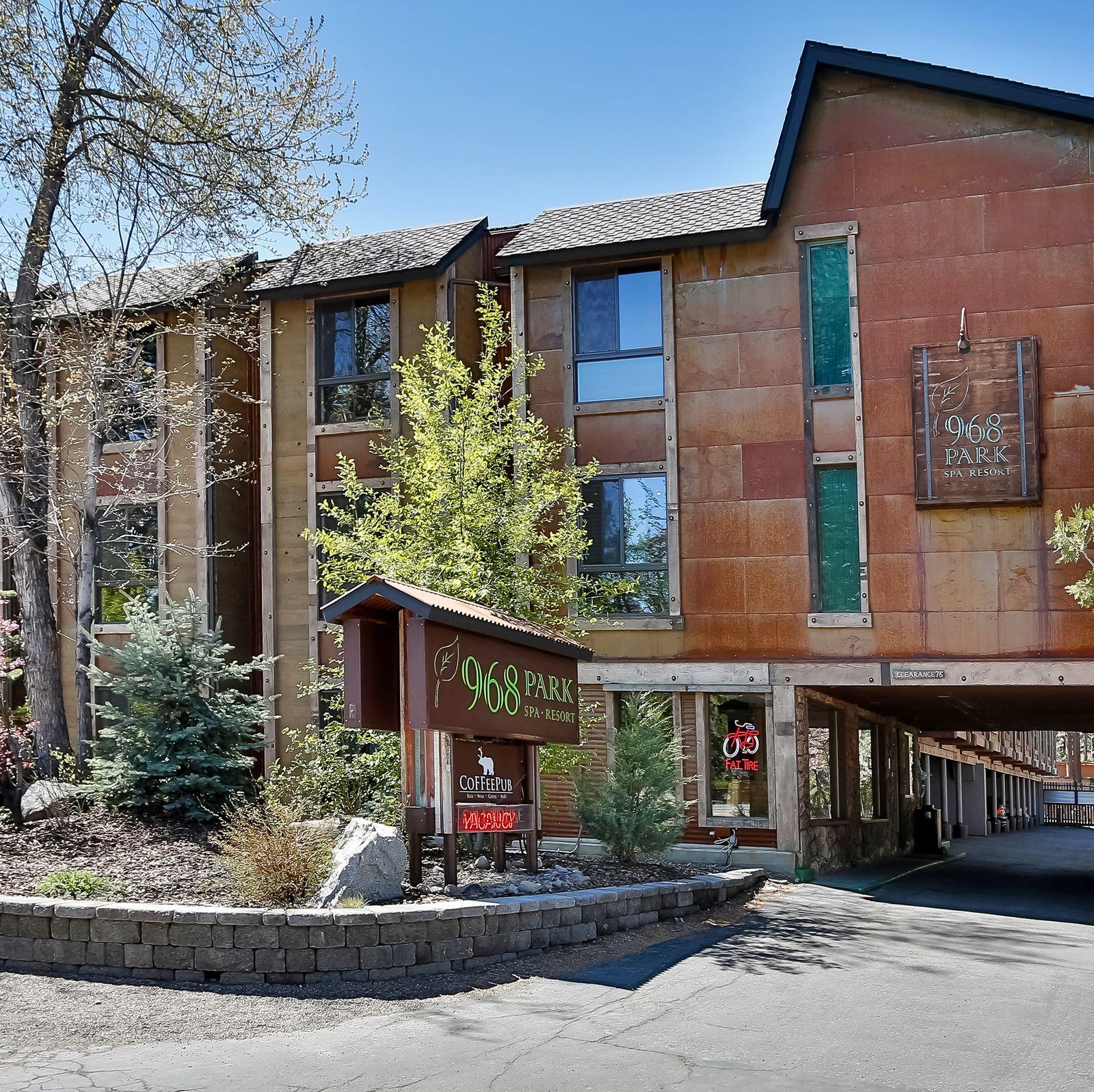 968 Park Hotel SouthLakeTahoe UnitedStates