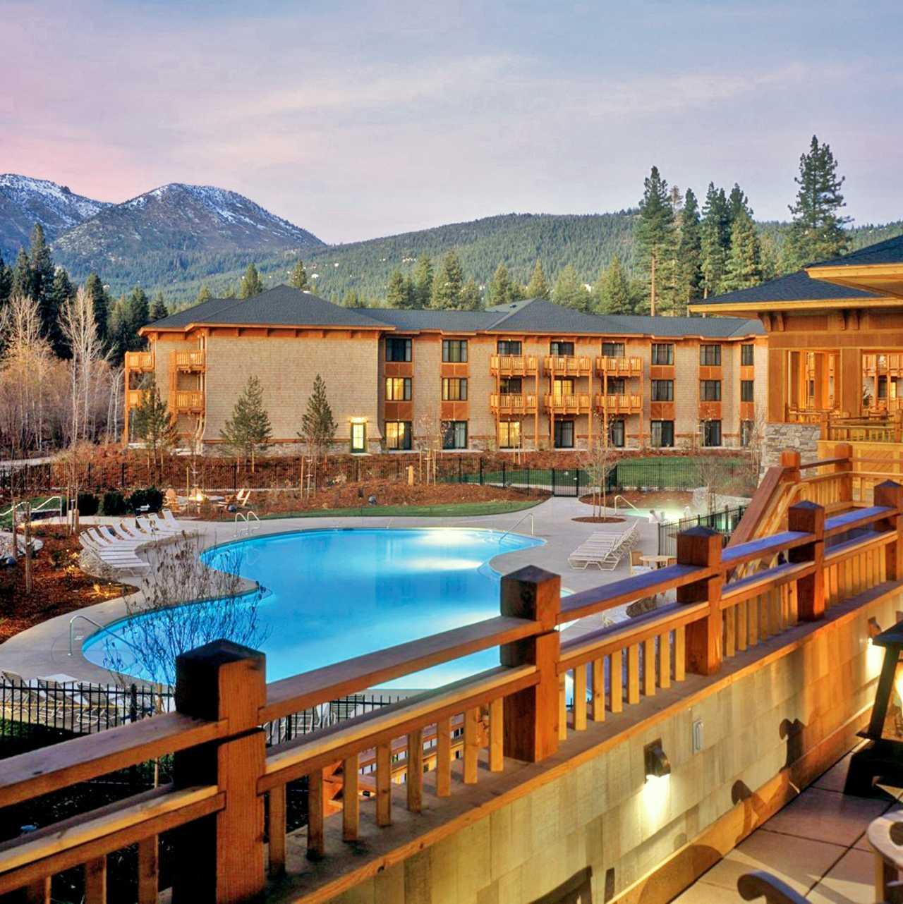 Hotel, Kalifornien: Incline Village: Hyatt Regency Resort
