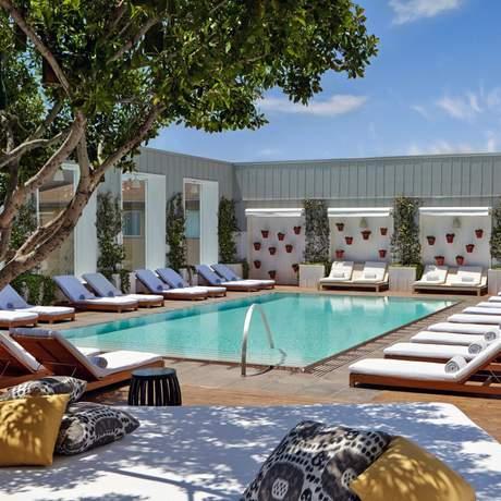 Hollywood: Mondrian
