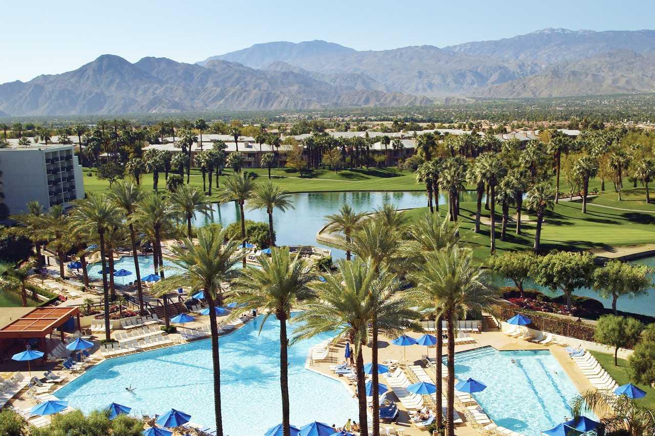 Hotel Kalifornien Jw Marriott Desert Springs Resort