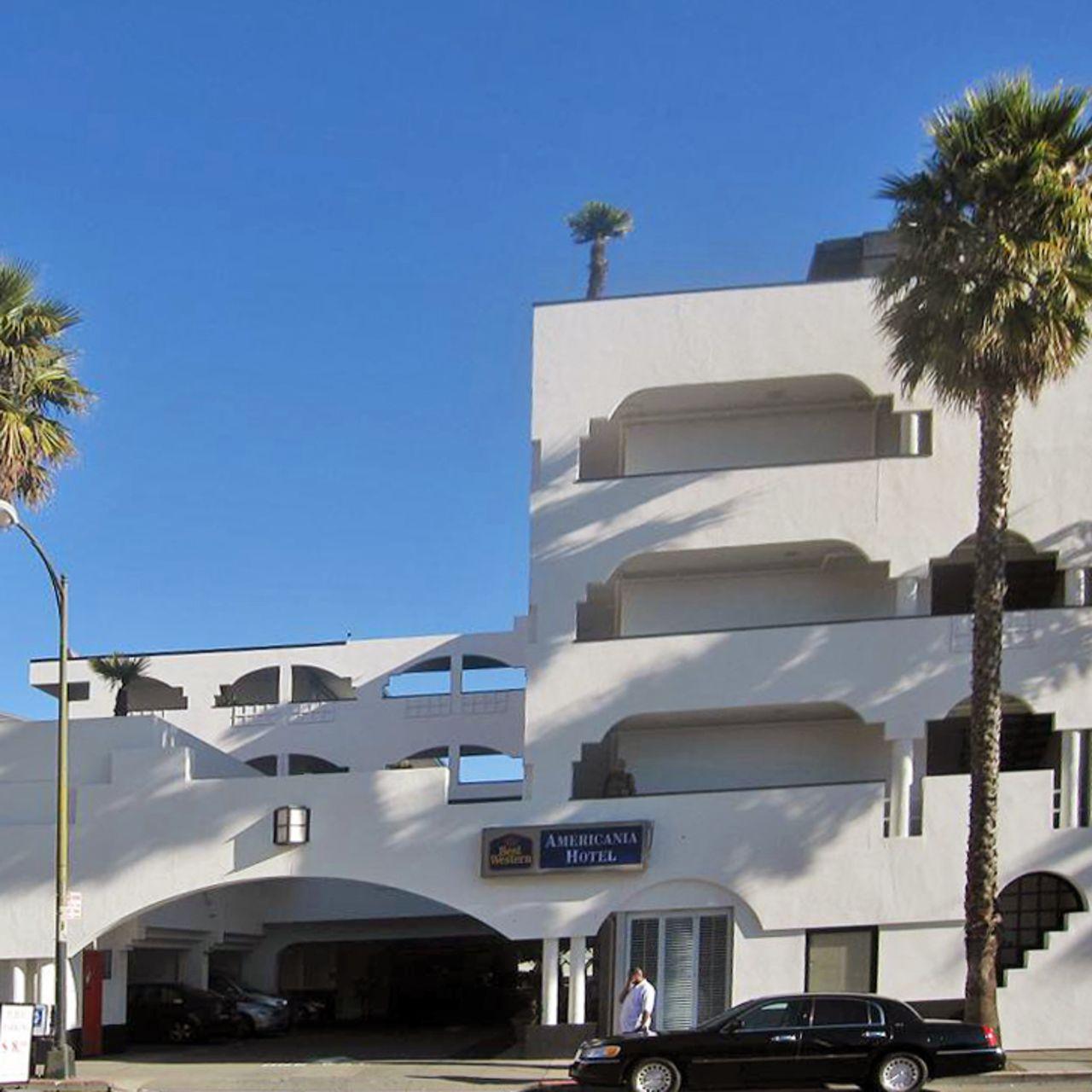 Best Western Americania Hotel San Francisco