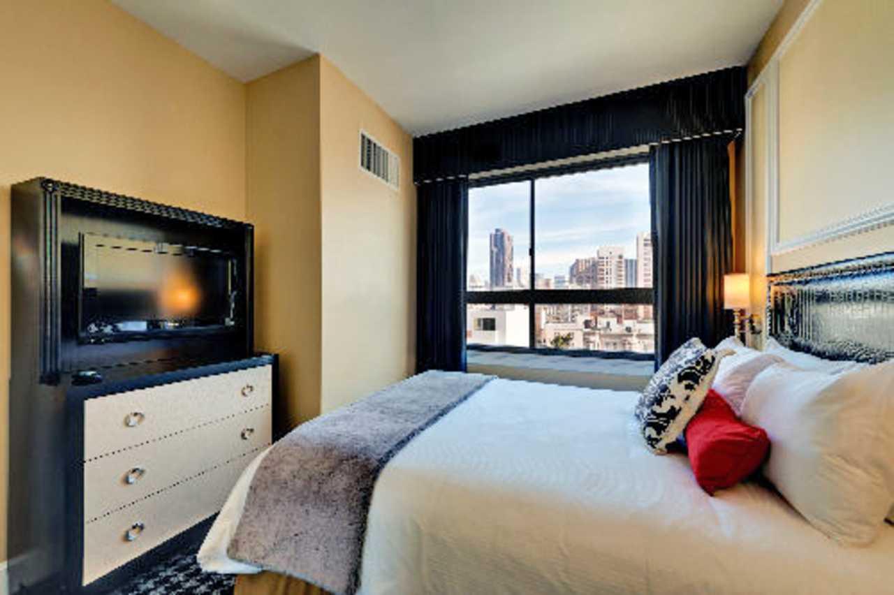 Hotel Kalifornien Wyndham Canterbury Apartments At San Francisco