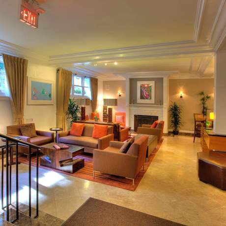 Court francisco hotel san vintage for the