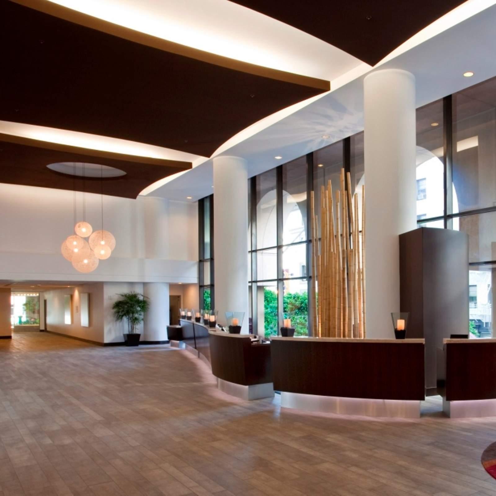 hotel kalifornien hilton parc 55 canusa. Black Bedroom Furniture Sets. Home Design Ideas