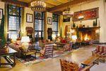 Das Ahwahnee Hotel im Yosemite National Park