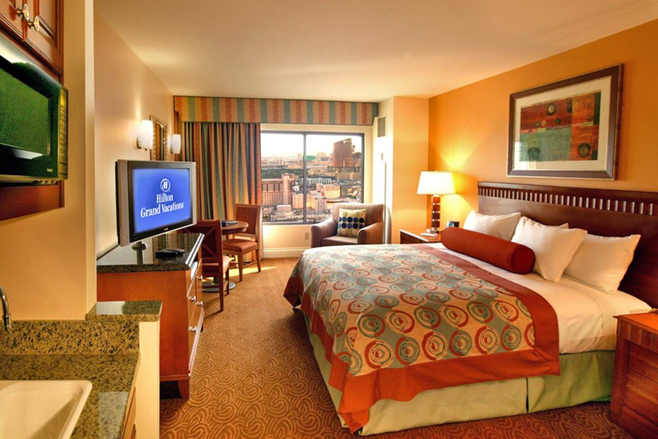 Hotel Nevada Hilton Grand Vacations On The Boulevard