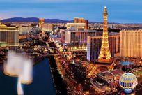 Der Las Vegas Strip bei Nacht ein muss im Las Vegas Urlaub
