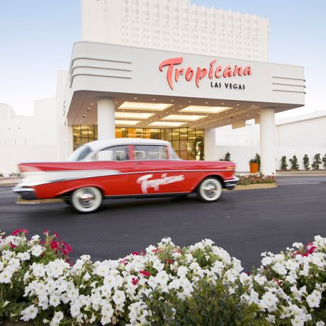 The New Tropicana Las Vegas