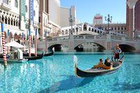 Las Vegas Urlaub: Gondelfahrt am Venetian Hotel – fast wie in Venedig