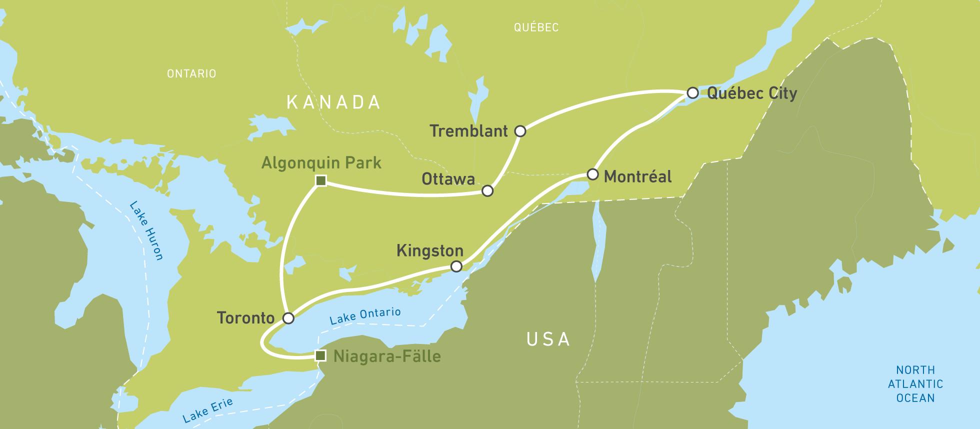 Westkanada zum kennenlernen canusa