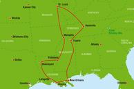 USA Routenvorschläge: Mittlerer Westen