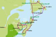 Kanada Atlantik-Kanada Routenvorschläge: Atlantik-Kanada