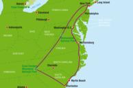 USA Osten Routenvorschläge: Ost USA