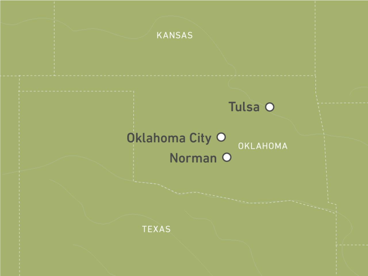 Oklahoma-Reisen: Entdecke den Mittleren-Westen! | CANUSA