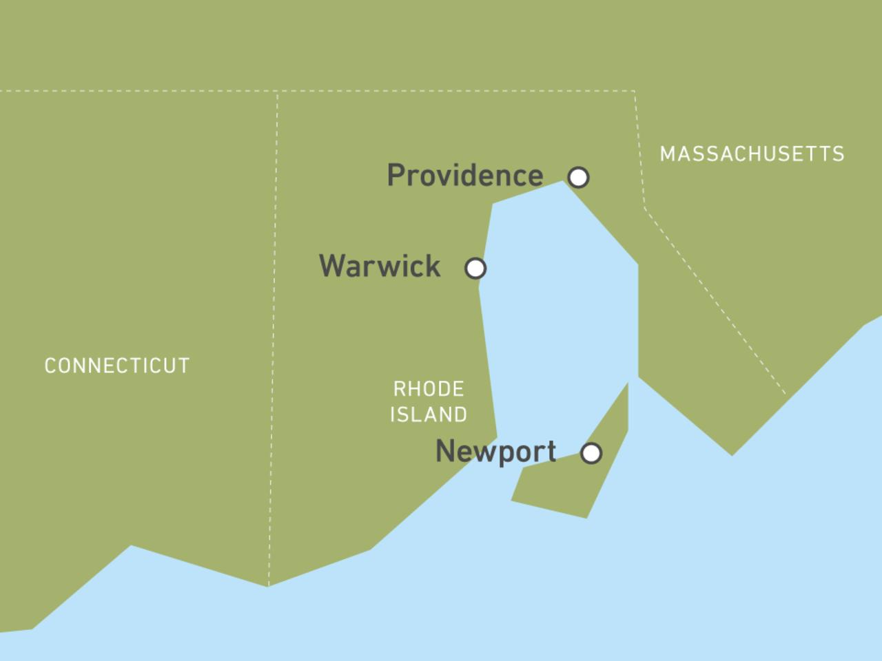 Rhode-Island-Reisen: Rundreisen durch Neuengland | CANUSA