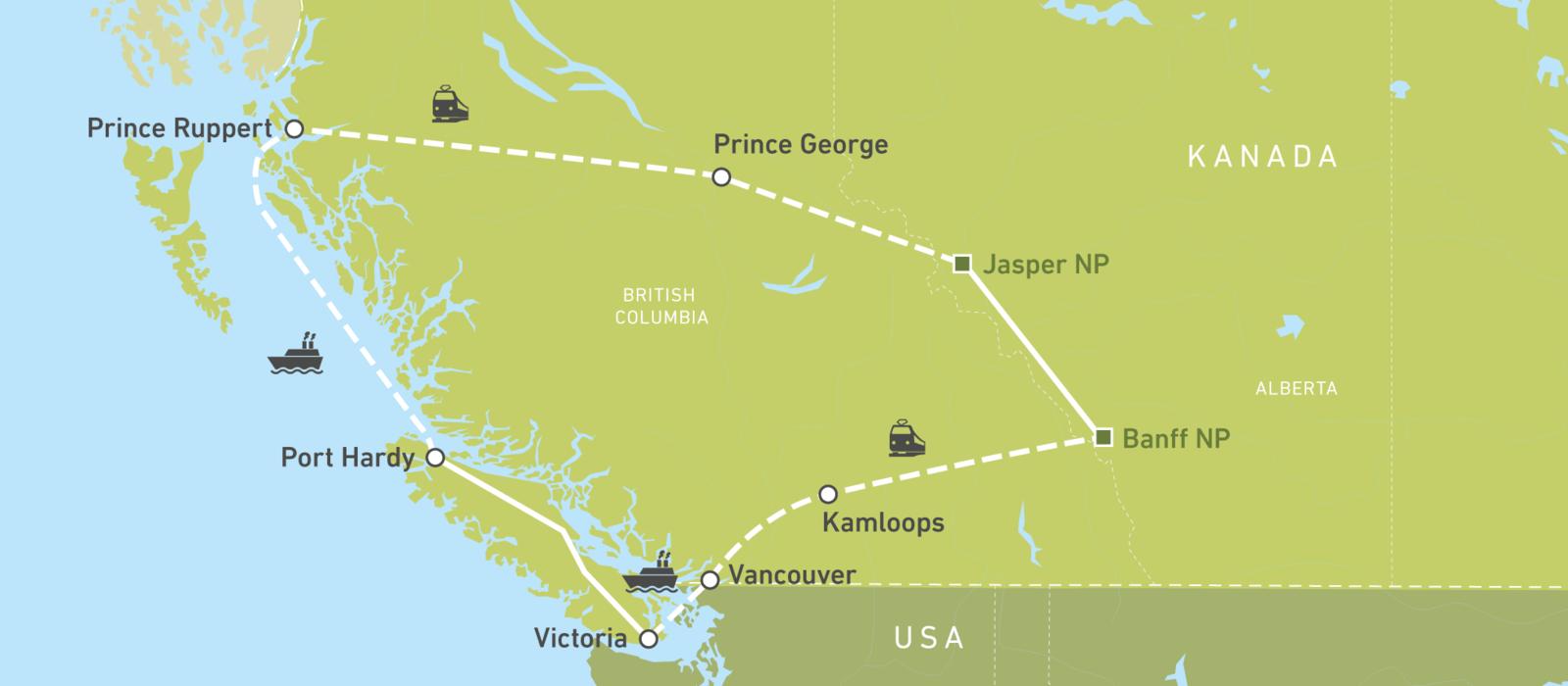 Rail Jobs Vancouver Island