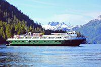 Von Juneau nach Ketchikan