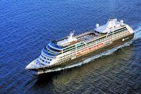 Luxus auf einem kleinen Schiff