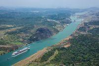 Panamakanal West