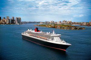 Mit der Queen Mary 2 auf Kreuzfahrt ab New York