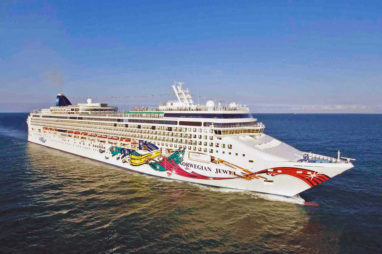Impression Norwegian Jewel ...