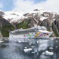 NCL Impression Norwegian Pearl vor Alaska