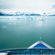 Die Regatta von Oceania Cruises in Alaska