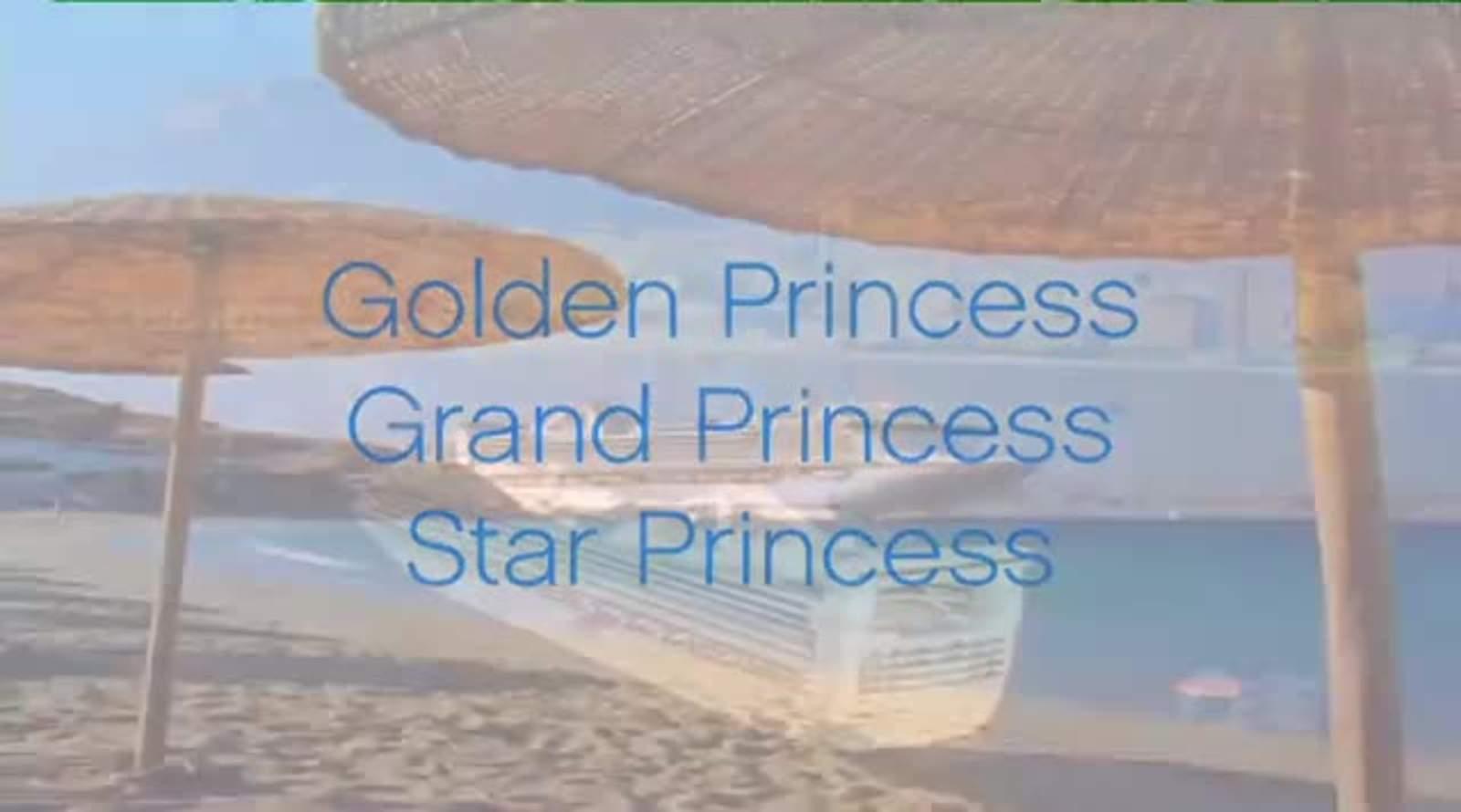 Video Princess Cruises
