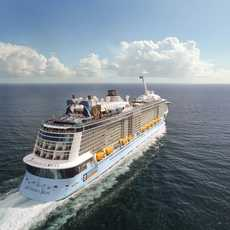 Das Anthem of the Seas Kreuzfahrtschiff von Royal Caribbean International
