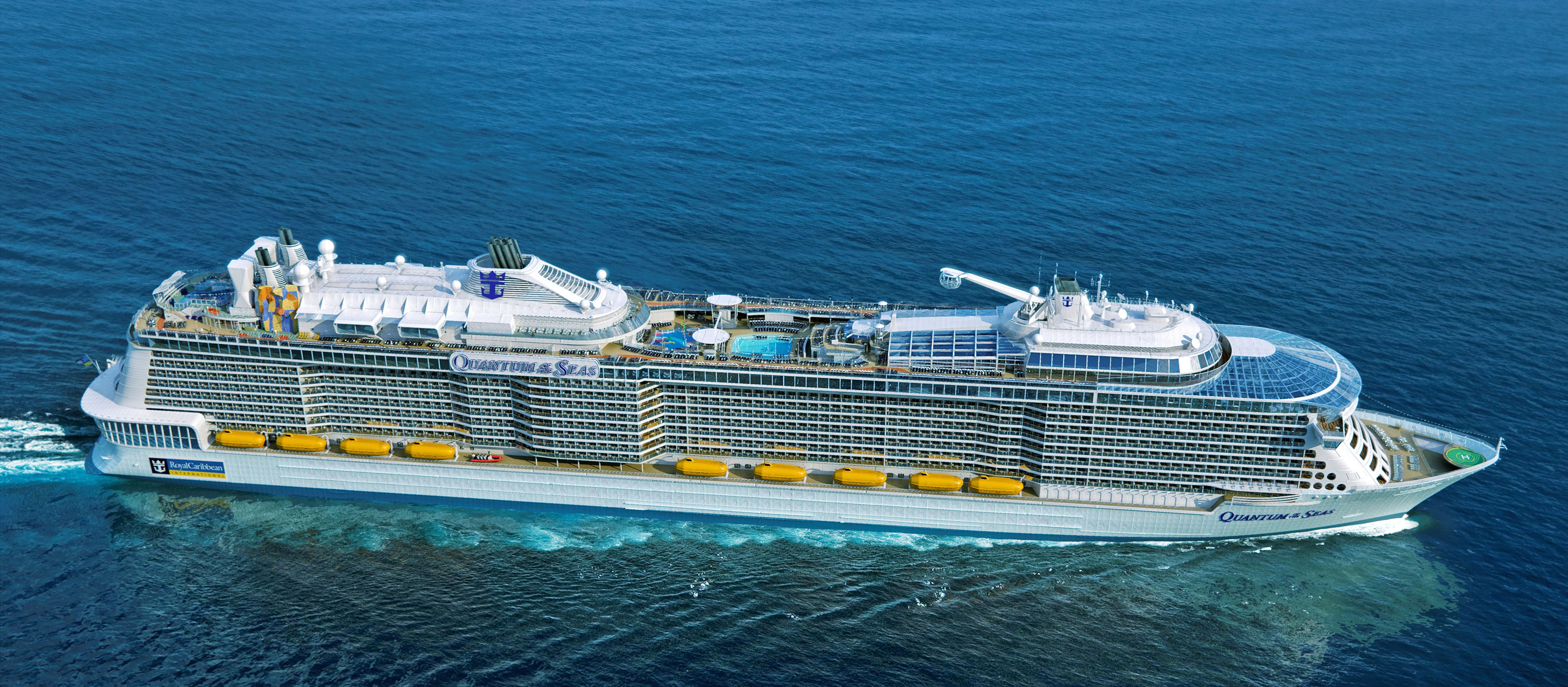 Impression Quantum of the Seas