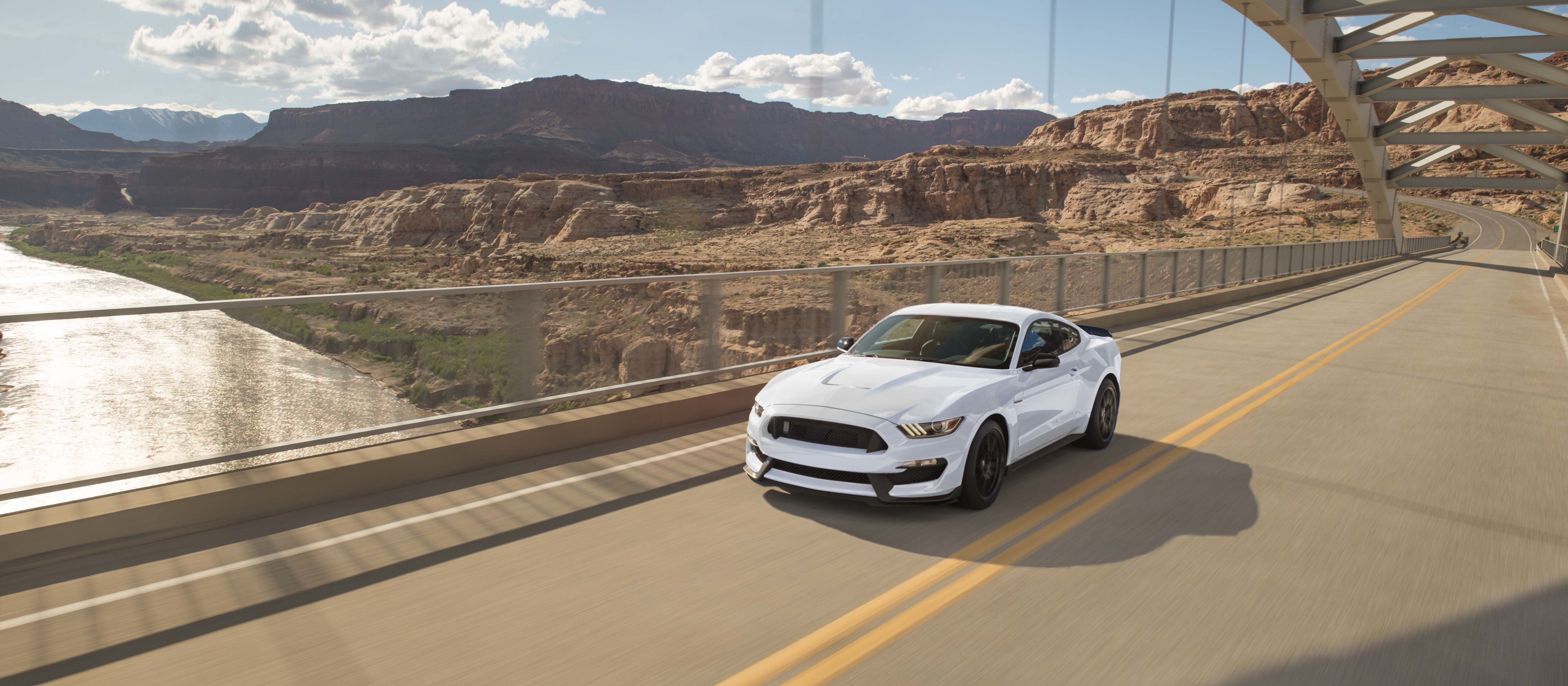 Der Ford Mustang, ein Mietwagen von Alamo