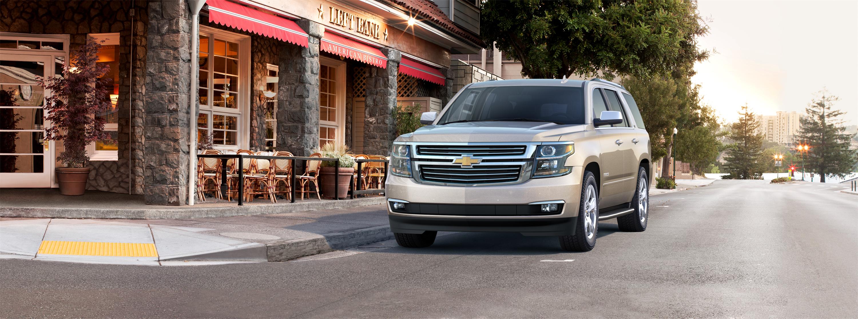 Chevrolet Tahoe Fullsize SUV