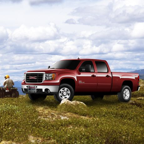 Driving Force Truck, GMC