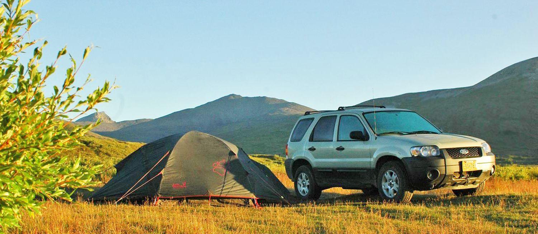 Gonorth suv camping