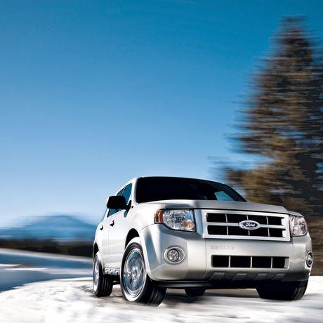 Midsize SUV - Ford Escape