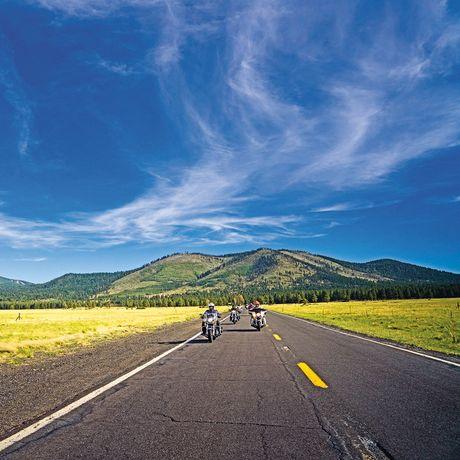 Komfortabel reisen mit Eaglerider, USA