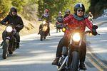 Mit der Harley durch West-Kanada