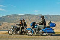 Mit der Harley durch Kanada 2017