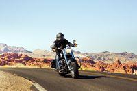 Harley-Reise in die Nationalparks