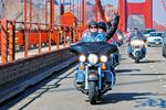 Über die Golden Gate Bridge