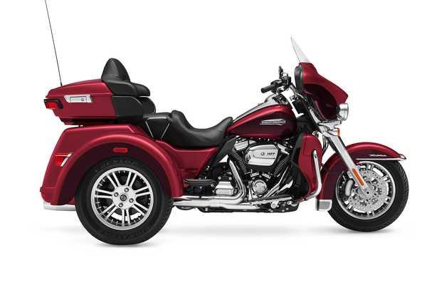Harley Davidson Tri Glide Ultra Classic 2018