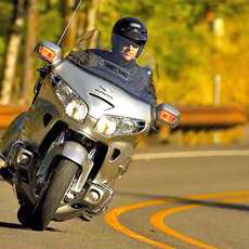 Impression Honda Gold Wing