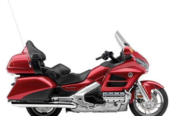 Honda Gold Wing von Eagle Rider