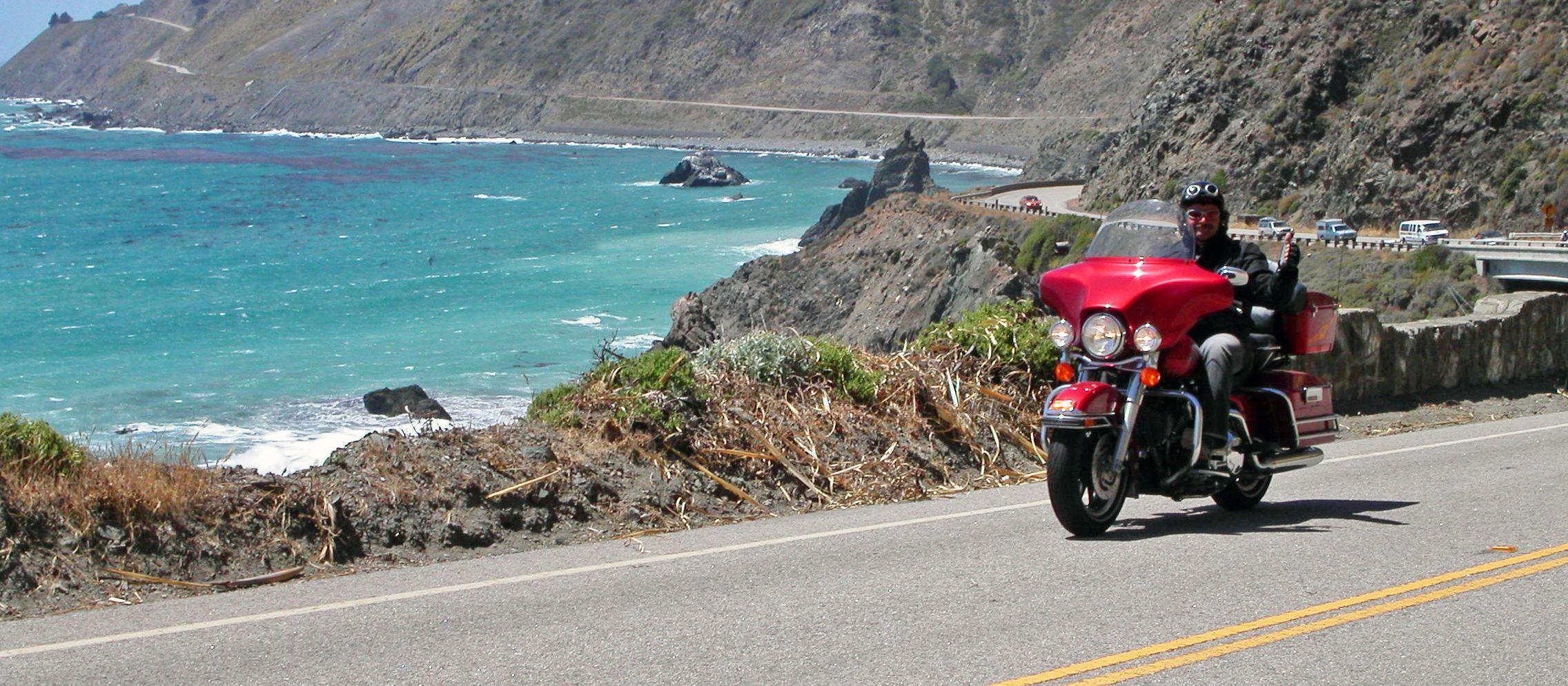 Impression Motorrad-Sonderreise mit Wolfgang Fierek in die USA
