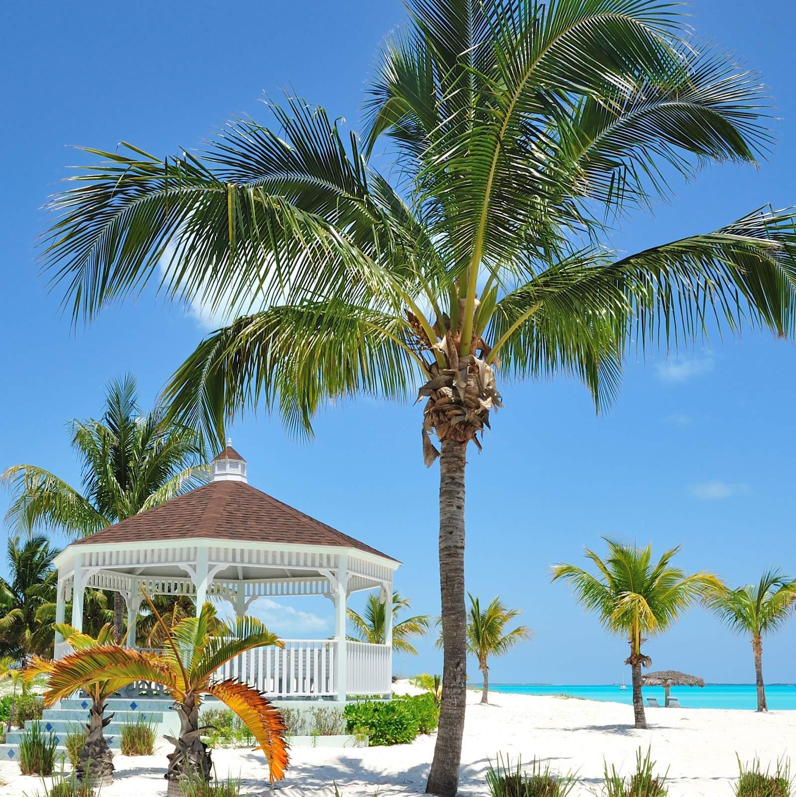 Strandidylle am Treasure Cay