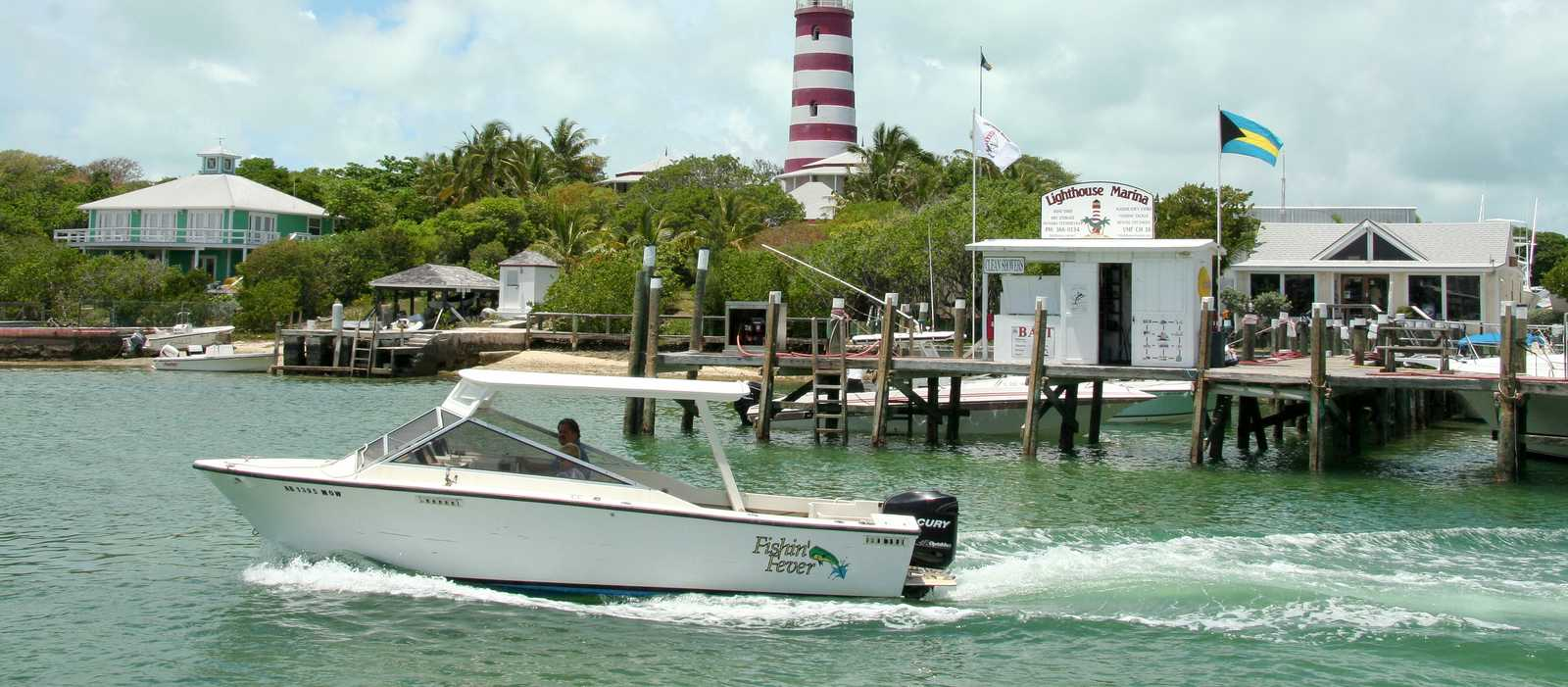 Ausflugsboot Abaco