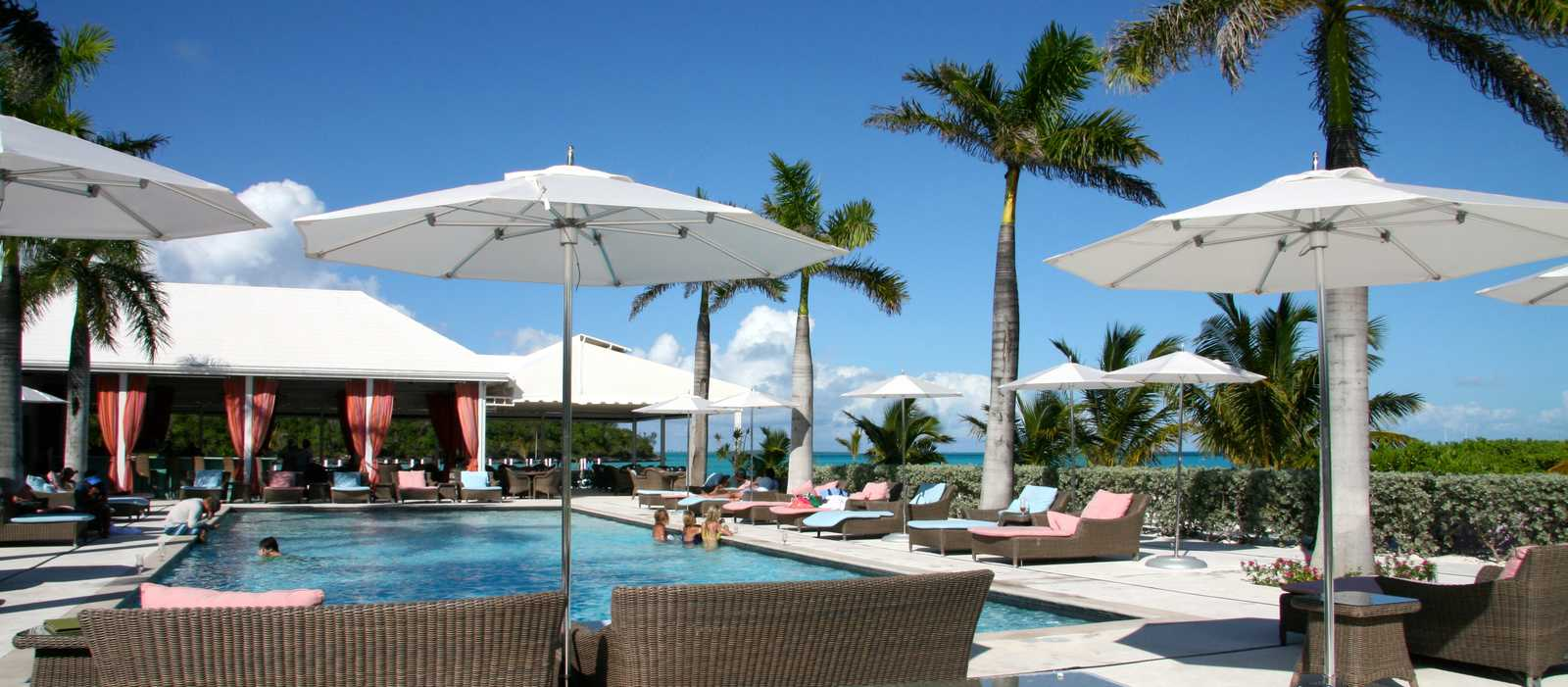 Treasure Sands Club auf Abaco, Bahamas