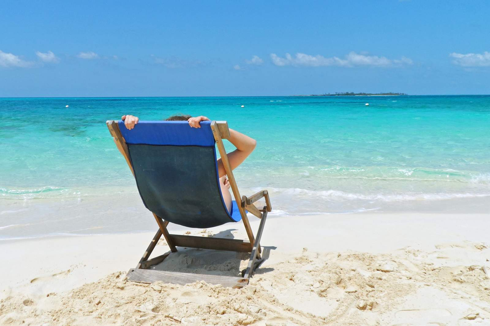 Entspannung pur auf Rose Island