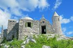 Einsiedelei Hermitage auf Cat Island Bahamas