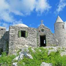 Einsiedelei Hermitage auf Cat Island